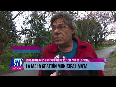 CTVNoticias-LA MALA GESTIÓN MUNICIPAL MATA