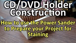 Cd/dvd Holder Steps 27 - 30