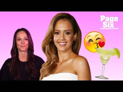 Jessica Alba's nutritionist can show you how to drink and have more sex | Page Six