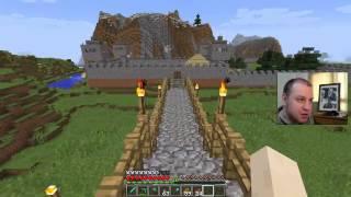 Minecraft #4  Hayvanlarımıza yuva yapıyoruz