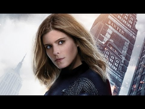 Kate Mara Is Game for a Fantastic Four Sequel