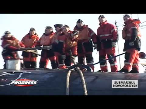 Submarinul Novorossiysk