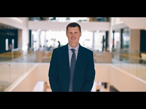 Working at Central Bank of Ireland – Mark Hollowed