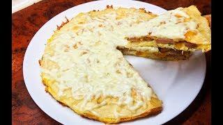 #завтрак #быстро #вкусно Быстрый завтрак из лаваша