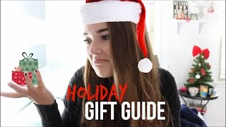 Holiday Gift Guide! | Reese Regan Thumbnail