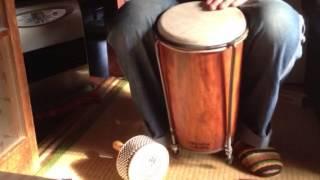 Buckskin kette drum sound