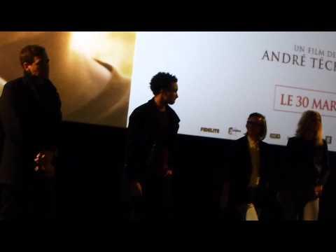 """Avant-première du film """"Quand on a 17 ans"""" - 24 mars 2016"""