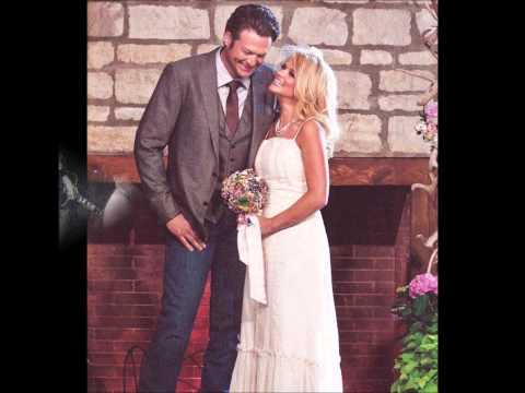 Blake Shelton and Miranda Lambert True love