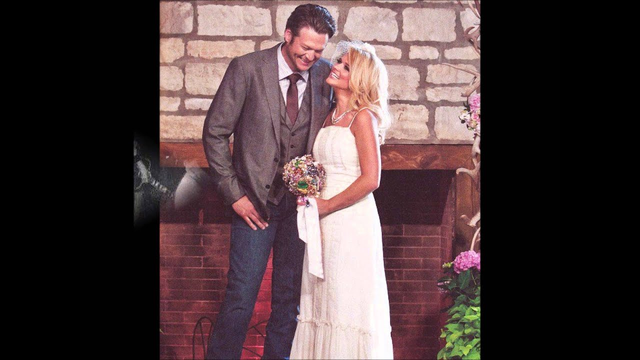 blake shelton and miranda lambert true love youtube