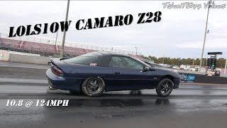 Simple 10-Sec LS1 Setup! LOLS1OW Camaro Z28 IS HOOKING!