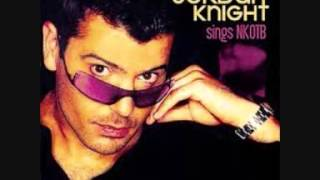 Jordan Knight Sings NKOTB   You Got It The Right Stuff