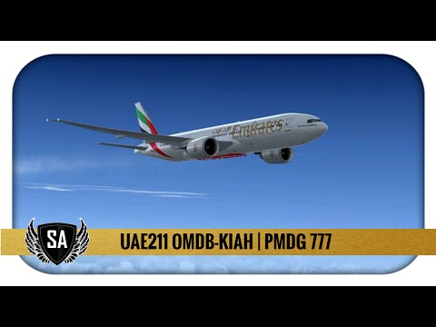 Emirates Flight 211 | Dubai ✈ Houston | With FS2CREW