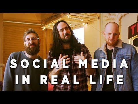 Social Media IRL