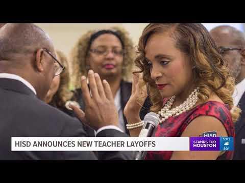 Houston ISD announces news teacher layoffs