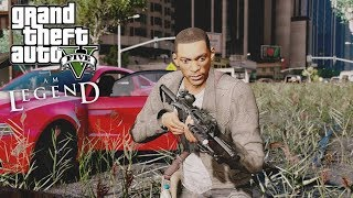 Я легенда I Am Legend GTAV фильм 2017