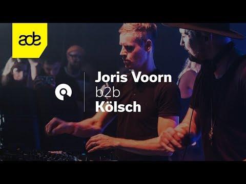 Joris Voorn b2b Kölsch @ ADE 2017  Spectrum x  Obscura BEAT.TV