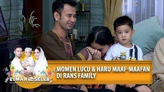 Download Video MOMENT LUCU & HARU! Maaf Maafan Keluarga RANS - Rumah Seleb (4/6) PART 3 MP3 3GP MP4