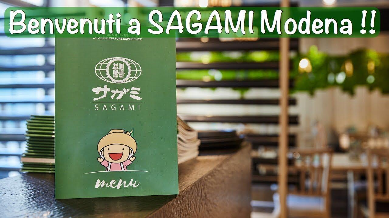 Abbiamo aperto il seconde ristorante SAGAMI in Italia 「サガミ イタリア2号店」