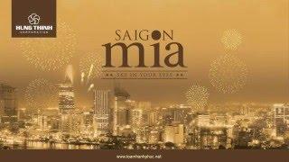 CĂN HỘ SAIGON MIA HƯNG THỊNH - KDC TRUNG SƠN - LH:0946.75.33.55