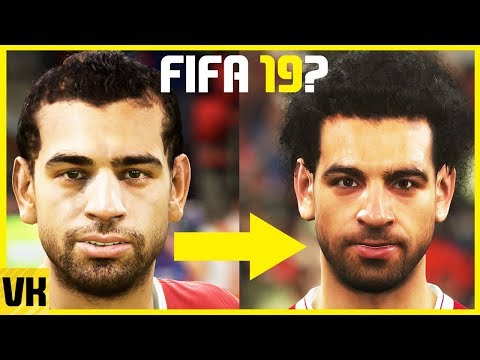 Salah Face Update Prediction - FIFA 19 Or FIFA 18 World Cup Update?