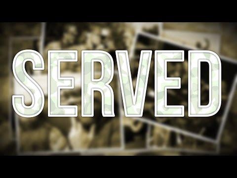 Served Episode 1 - Drunk Veterans Talk Prostitutes and Measuring Your Johnson