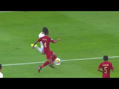 IR Iran 0-2 Indonesia (AFC U16 Malaysia 2018 : Group Stage)