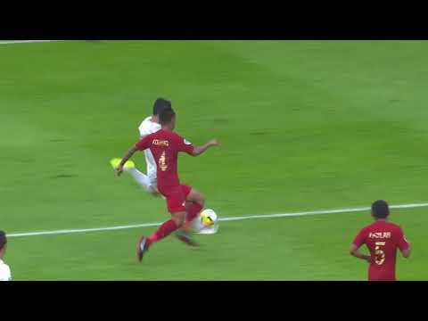 Image of IR Iran 0-2 Indonesia (AFC U16 Malaysia 2018 : Group Stage)