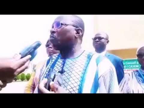 """Primes De Motivation MINEFID:""""Il Y A Eu Erreur Mais ça A été Rattrapé""""(Lassané Kaboré)"""