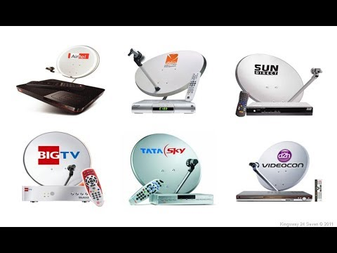 TATA SKY HD STB UNBOXING AND WHICH IS BEST DTH IN INDIA - BENGALI (Bangla) - RICKPEDIA