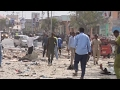 Dozens killed after Al Shabaab attack on Mogadishu hotel