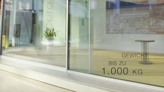 fenster mit softclose effect das schiebefenster schliesst. Black Bedroom Furniture Sets. Home Design Ideas