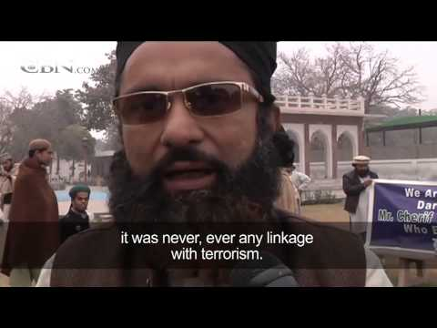 Pakistani Muslims Celebrate Paris Massacre
