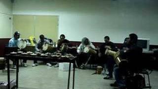 Rehearsel Tifa group Nahi Sane