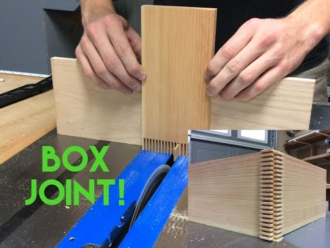Super Easy Box Joint Jig!