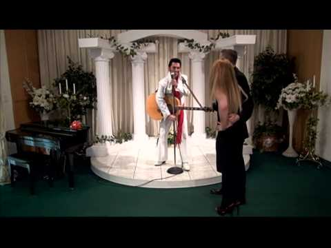 Kim and Richard's Elvis Wedding  Feb 23, 2013