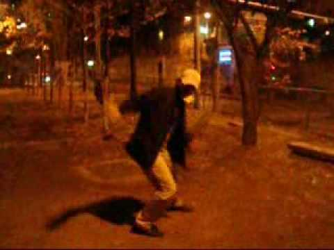 nunchaku clip by Romantic pirate in 2004
