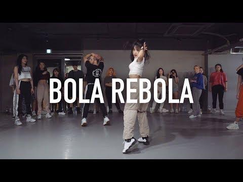 Bola Rebola - Tropkillaz J Balvin Anitta ft MC Zaac  Minny Park Choreography