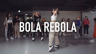 Gambar cover Bola Rebola - Tropkillaz, J Balvin, Anitta ft. MC Zaac / Minny Park Choreography