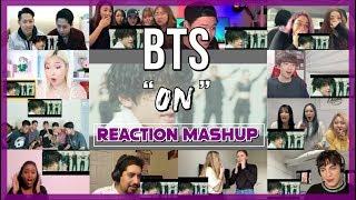 BTS (방탄소년단) 'ON' Kinetic Manifesto Film : Come Prima - Reaction Mashup