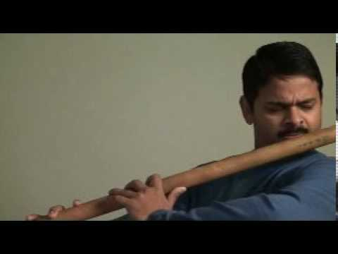 Neela Aasmaan So Gaya - Flute Instrumental