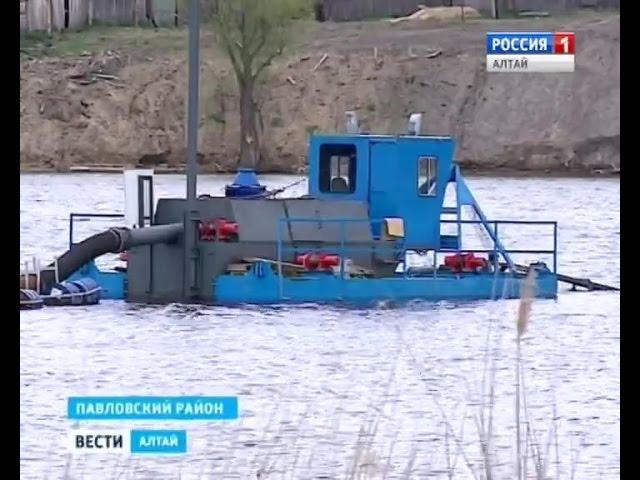 Знаменитый Павловский пруд станет чище на федеральные средства