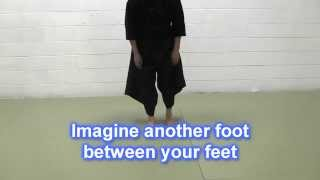 14 Kendo Basics II: Introduction of the Basic Feet Position(This kendo instructional video shows the basic feet position.This is the start of your footwork so study and keep finding the best position for you. Kendo Basics II ..., 2015-01-04T20:27:13.000Z)