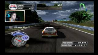 from bad to good watkins glen   nascar thunder 2004 career mode race 22 36