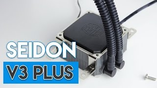 coolerMaster SEIDON 120V V3 PLUS - Review