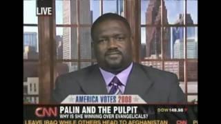 Voddie Baucham on CNN - NO COMPROMISE!!