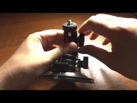 Улучшенная GoPro Suction Cup со штативом резьбой