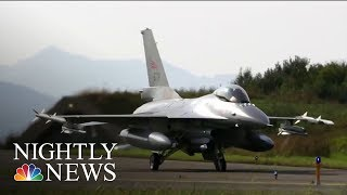 Exclusive: Russia's Show Of Military Might In The Arctic   NBC Nightly News