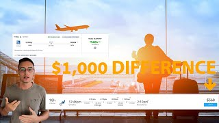 How To Find Cheap Flights For 2021 || Save $1K On Your Next Flight screenshot 5