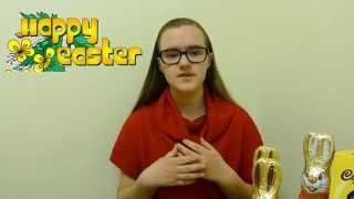 Natasha talks about Easter