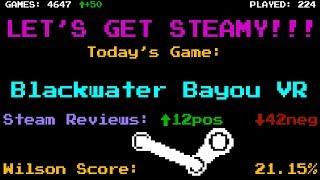 [LGS #224] Blackwater Bayou VR